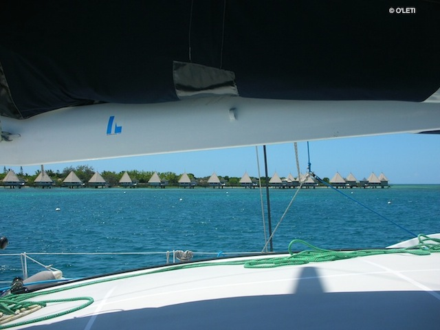 Excursion catamaran - sailing daytrip 2